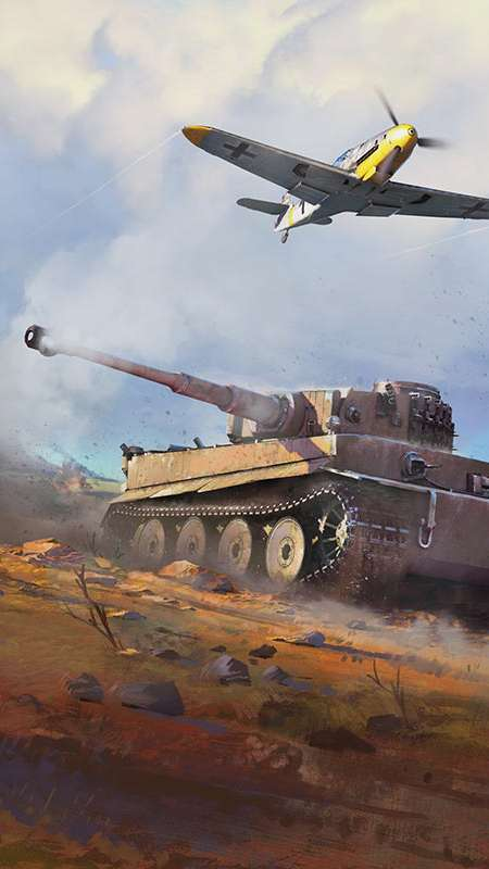 Download War Thunder 1.51.7.26 for android