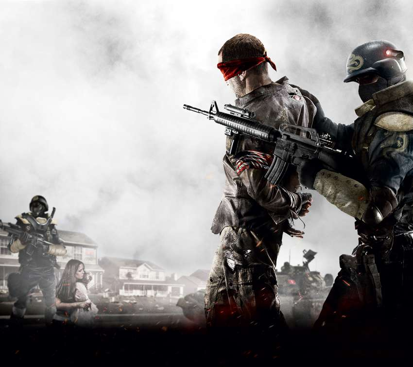 Homefront wallpapers or desktop backgrounds for Homefront wallpaper