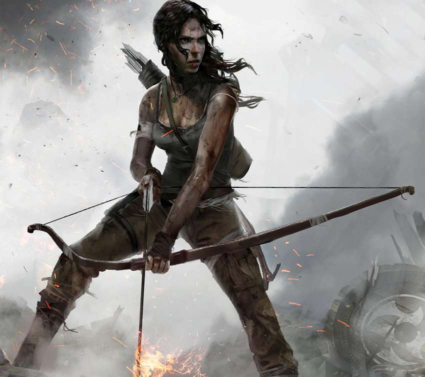 Tomb Rider Wallpaper