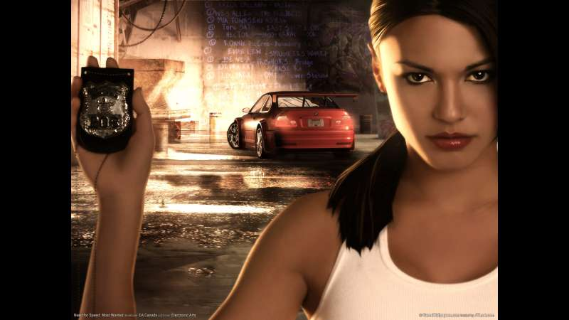Need for Speed: Most Wanted wallpapers or desktop backgrounds