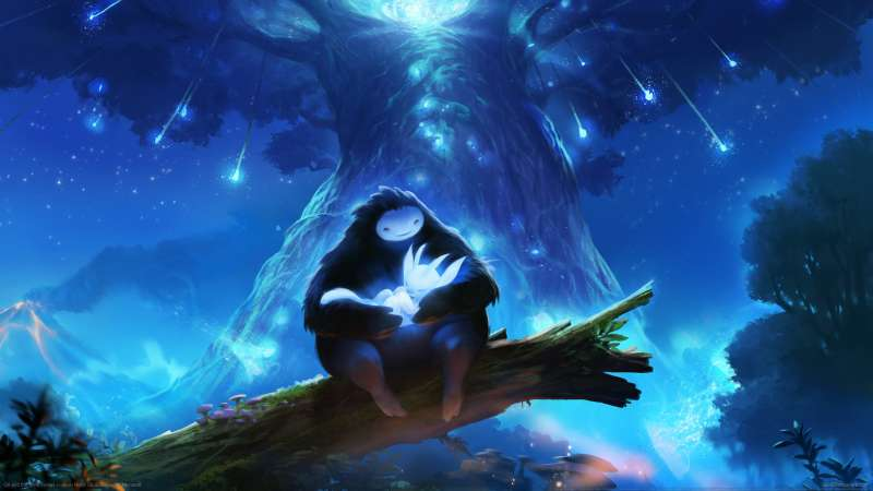 Ori and the Blind Forest wallpapers or desktop backgrounds
