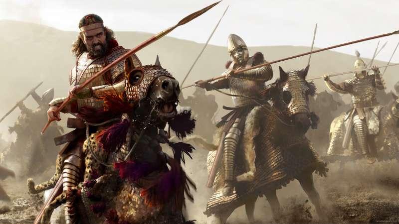 Attila Total War Wallpaper